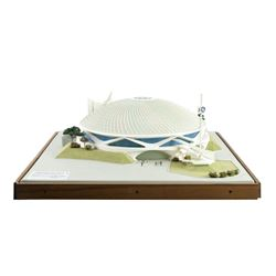 "General Electric ""Progressland"" Architectural Model."