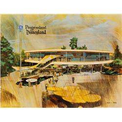 """Progressland at Disneyland"" Proposal."