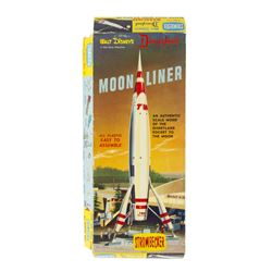 """Moonliner"" Scale Model Kit."