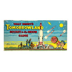 "Tomorrowland ""Rocket to the Moon"" Game."