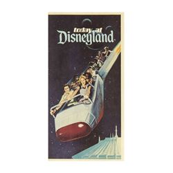"""Space Mountain"" Grand Opening Flyer."