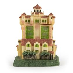 """Tower of Terror"" Hinged Resin Box with Figure."