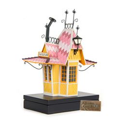 Fantasyland Ticket Booth Limited Edition Replica.