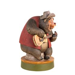 """Country Bear Jamboree"" Big Al Big Figurine."