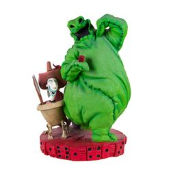 """Nightmare Before Christmas"" Oogie Boogie Figure."
