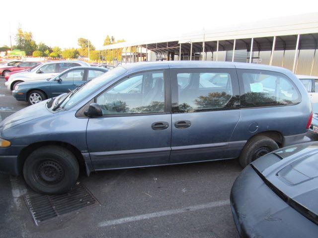 1996 Dodge Grand Caravan Speeds Auto Auctions