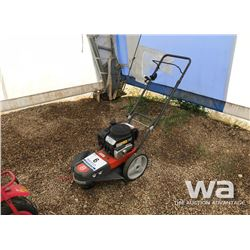 HUSQUVARNA WALK BEHIND STRING TRIMMER