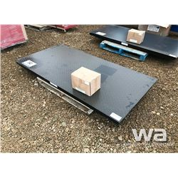 10 TON DIGITAL FLOOR SCALE