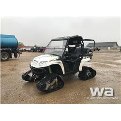 2011 ARCTIC CAT XTZ1000 SIDE BY SIDE ATV
