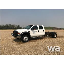 2008 FORD F450 TRUCK