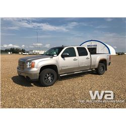 2008 GMC SIERRA 2500HD PICKUP
