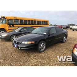 2000 PONTIAC BONNEVILLE CAR
