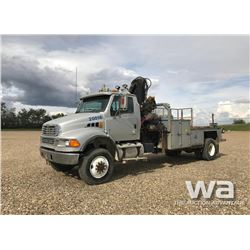 2009 STERLING S/A M7500 ACTERRA SERVICE TRUCK