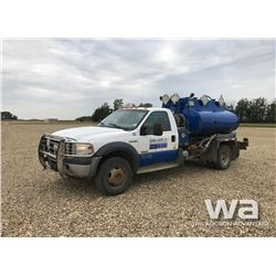 2006 FORD S/A PRESSURE TRUCK