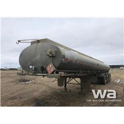 2003 ADVANCE TRIDEM TANK TRAILER