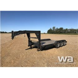 2011 STAR TRIDEM CAR HAUL TRAILER