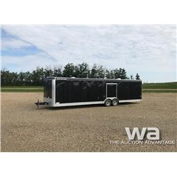 2013 FOREST RIVER  T/A ENCLOSED TRAILER