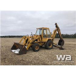 CASE 780 BACKHOE