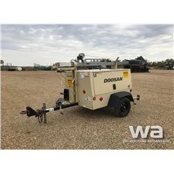 2014 DOOSAN L6 LIGHT TOWER