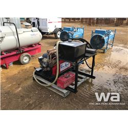 PRESSURE PUMP SKID UNIT