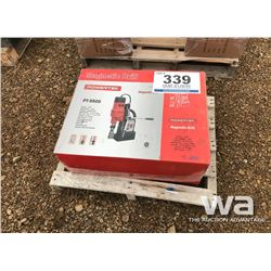 POWERTEK - PT9500 MAGNETIC BASE DRILL