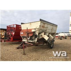 BJ FEED WAGON