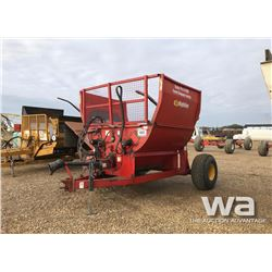 HIGHLINE BALE PRO 8100 BALE SHREDDER