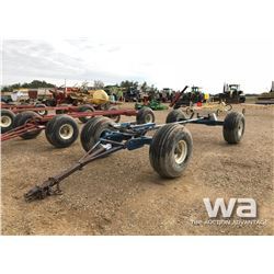 DUO LIFT NH3 TRAILER
