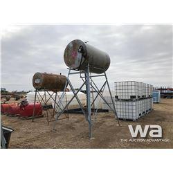 WESTEEL 500 GAL. DBL WALL FUEL TANK