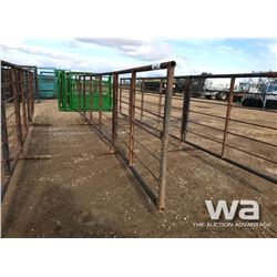 6 X 16 FT. FREESTANDING LIVESTOCK PANEL