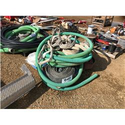 SUCTION & DISCHARGE HOSE