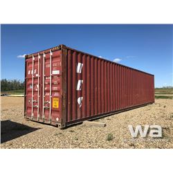 2004 8 X 40 FT. SHIPPING CONTAINER