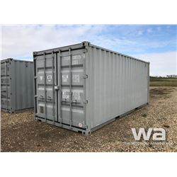 2018 8 X 20 FT. ONE WAY CONTAINER