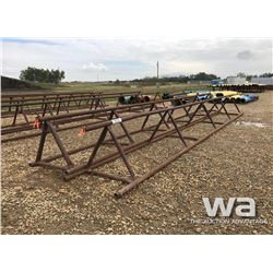 SET OF PIPE RACKS