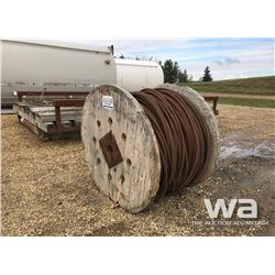 "ROLL OF 1 1/4"" CABLE"