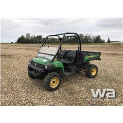 2010 JOHN DEERE 825 GATOR ATV