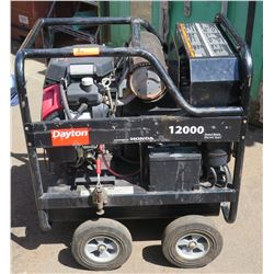 Dayton 12,000 Watt Generator w/Honda GX 630 Motor Electric Start