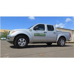 06 Nissan Frontier Truck 4 Door v6 4.0 Engine 147025 Miles