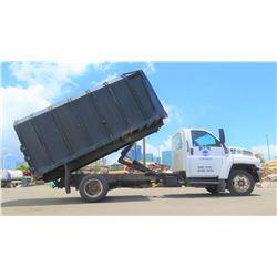06 Chevy C5500 Truck – Dumping Bed – Duramax Diesel Motor