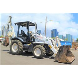 07 Terex Backhoe Loader