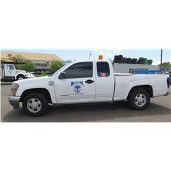 08 Isuzu I-290 Pick Up Truck