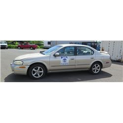00 Nissan Maxima SE Sedan - Title on Order