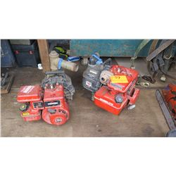 Qty 2 Water Pumps (Parts/Repair)