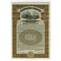 Southern Pacific Co., 1914 Specimen Gold Bond.