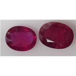 ENHANCED RUBIES (Approx. 15cts)