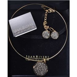 JOAN RIVERS COLLECTION NECKLACE &