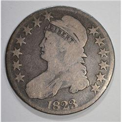 1823 BUST HALF DOLLAR O-110, O-110