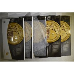 5-2015 MOHAWK COIN & CURRENCY SETS
