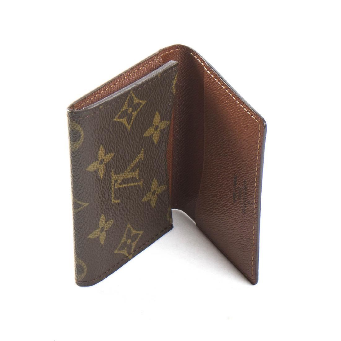 3776c065a0e3 ... Image 3   Louis Vuitton Business Card Holder in Brown Monogram