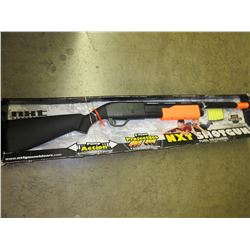 New Kids NXT Shotgun pump action shoots Nerf Darts